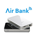 PQI Air Bank, All-in-One Wireless Access Point and Portable Drive, USB 3.0, 500GB Dedicated Cloud